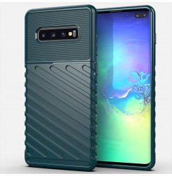 7329 - MadPhone Thunder силиконов кейс за Samsung Galaxy S10+ Plus
