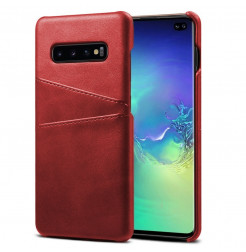 7370 - MadPhone кожен гръб за Samsung Galaxy S10+ Plus