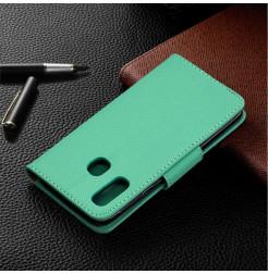 748 - MadPhone кожен калъф за Samsung Galaxy A40