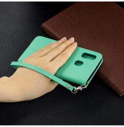 749 - MadPhone кожен калъф за Samsung Galaxy A40
