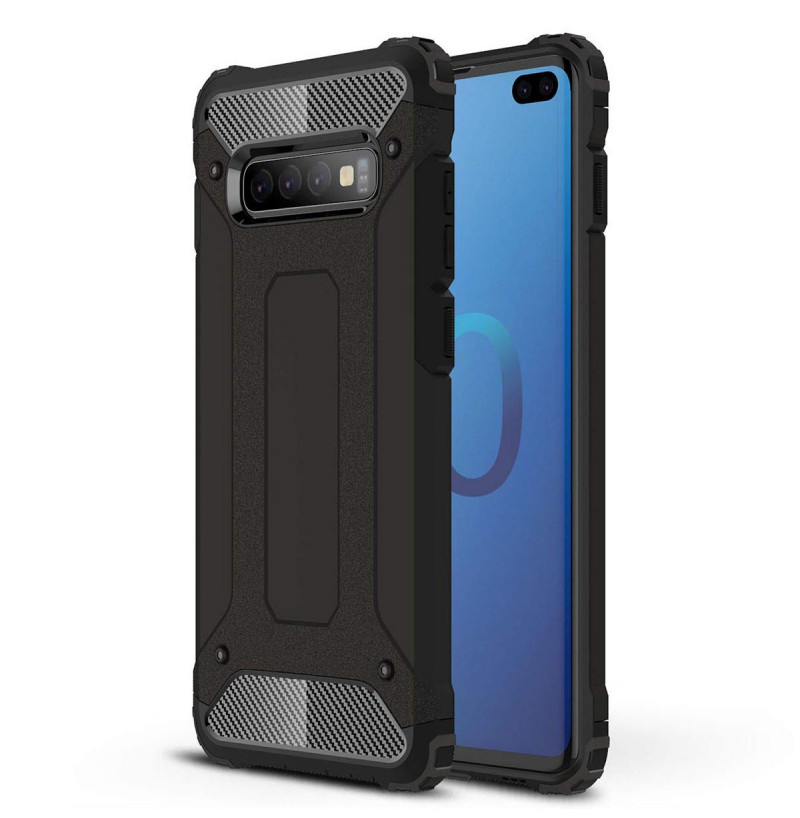 7494 - MadPhone Armor хибриден калъф за Samsung Galaxy S10+ Plus