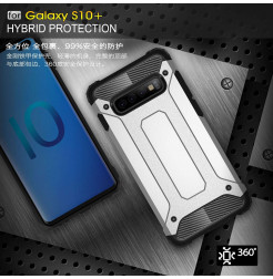 7495 - MadPhone Armor хибриден калъф за Samsung Galaxy S10+ Plus
