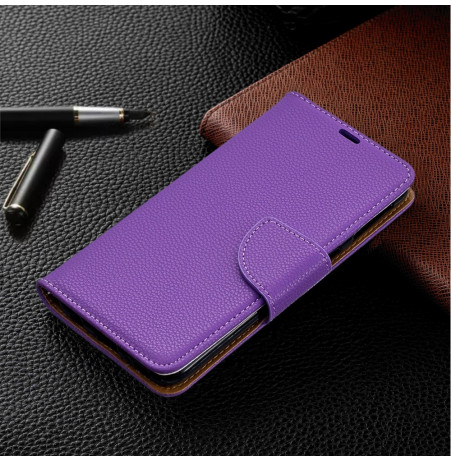 757 - MadPhone кожен калъф за Samsung Galaxy A40
