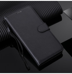 7664 - MadPhone Classic кожен калъф за Samsung Galaxy S10+ Plus