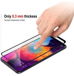 768 - 3D стъклен протектор за целия дисплей Samsung Galaxy A30