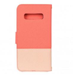 7698 - MadPhone Split кожен калъф за Samsung Galaxy S10+ Plus