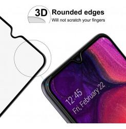 770 - 3D стъклен протектор за целия дисплей Samsung Galaxy A30