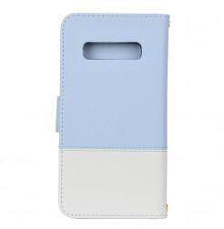 7718 - MadPhone Split кожен калъф за Samsung Galaxy S10+ Plus