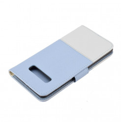 7721 - MadPhone Split кожен калъф за Samsung Galaxy S10+ Plus