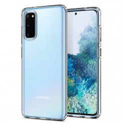 7780 - Spigen Liquid Crystal силиконов калъф за Samsung Galaxy S20