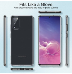 7810 - ESR Essential Zero силиконов калъф за Samsung Galaxy S20