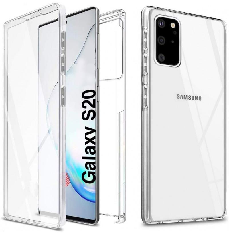 7833 - MadPhone 360 силиконова обвивка за Samsung Galaxy S20