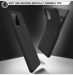 7879 - MadPhone релефен TPU калъф за Samsung Galaxy S20