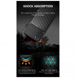 7909 - MadPhone Thunder силиконов кейс за Samsung Galaxy S20