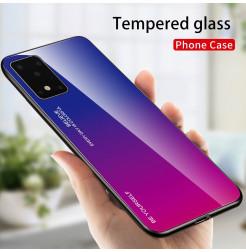 7939 - NXE Sky Glass стъклен калъф за Samsung Galaxy S20