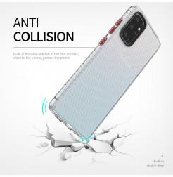 8033 - MadPhone HoneyComb хибриден калъф за Samsung Galaxy S20