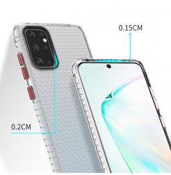 8034 - MadPhone HoneyComb хибриден калъф за Samsung Galaxy S20