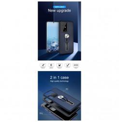 8054 - MadPhone Ring Case кейс със стойка за Samsung Galaxy S20