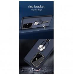 8070 - MadPhone Ring Case кейс със стойка за Samsung Galaxy S20