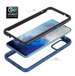 8086 - MadPhone 360 хибриден калъф за Samsung Galaxy S20