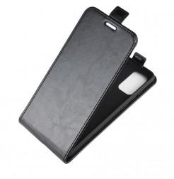 8106 - MadPhone Flip кожен калъф за Samsung Galaxy S20