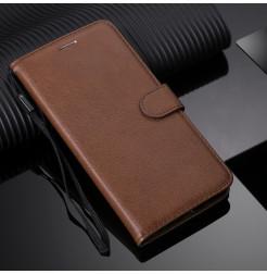 8126 - MadPhone Classic кожен калъф за Samsung Galaxy S20