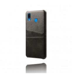 813 - G-Case кожен гръб за Samsung Galaxy A30
