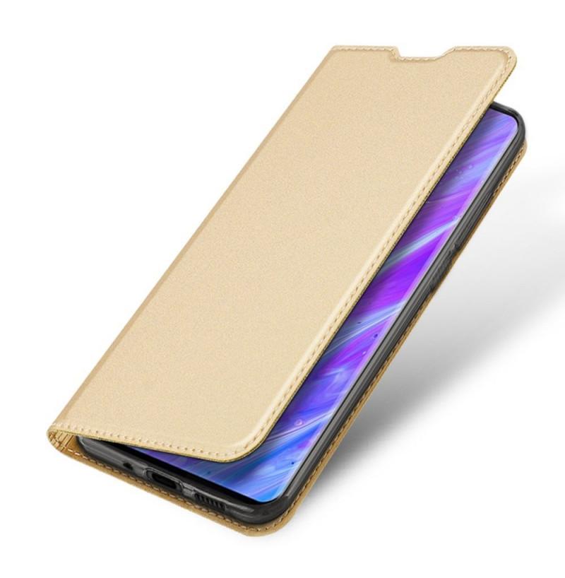 8165 - Dux Ducis Skin кожен калъф за Samsung Galaxy S20