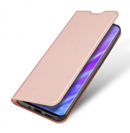 8175 - Dux Ducis Skin кожен калъф за Samsung Galaxy S20