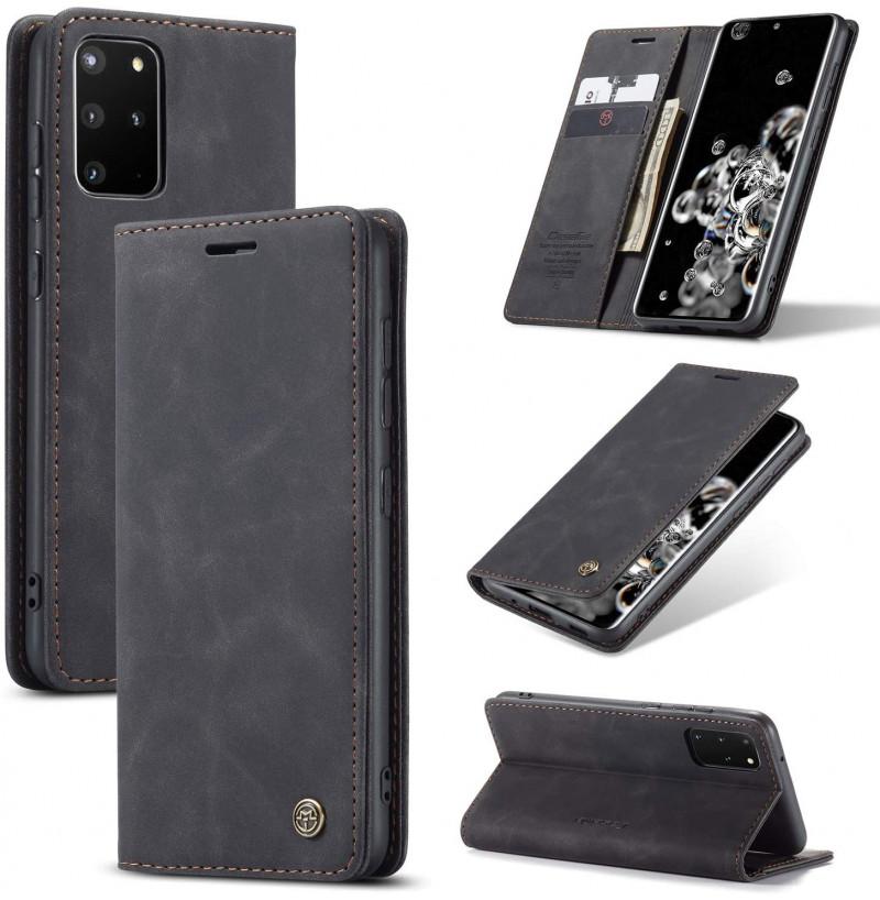 8184 - CaseMe премиум кожен калъф за Samsung Galaxy S20