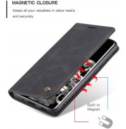 8186 - CaseMe премиум кожен калъф за Samsung Galaxy S20