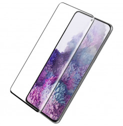 8226 - 3MK HardGlass MAX 3D стъклен протектор за Samsung Galaxy S20+ Plus