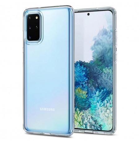 8249 - Spigen Liquid Crystal силиконов калъф за Samsung Galaxy S20+ Plus