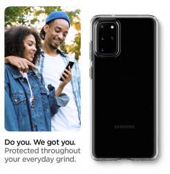 8250 - Spigen Liquid Crystal силиконов калъф за Samsung Galaxy S20+ Plus