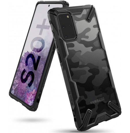 8284 - Ringke Fusion X хибриден кейс за Samsung Galaxy S20+ Plus
