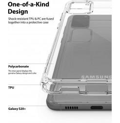 8296 - Ringke Fusion PC хибриден кейс за Samsung Galaxy S20+ Plus