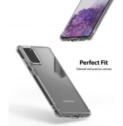 8300 - Ringke Fusion PC хибриден кейс за Samsung Galaxy S20+ Plus