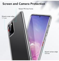 8309 - ESR Ice Shield хибриден стъклен калъф за Samsung Galaxy S20+ Plus