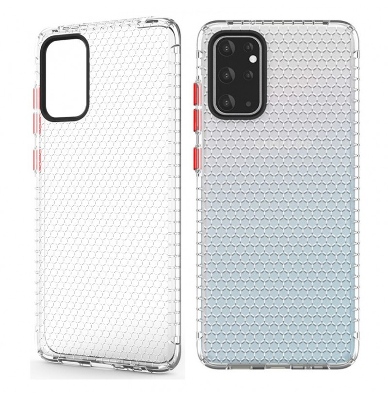 8350 - MadPhone HoneyComb хибриден калъф за Samsung Galaxy S20+ Plus