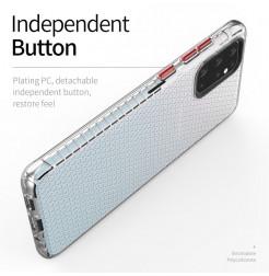 8354 - MadPhone HoneyComb хибриден калъф за Samsung Galaxy S20+ Plus
