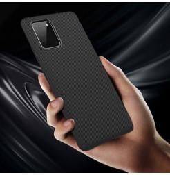 8357 - MadPhone релефен TPU калъф за Samsung Galaxy S20+ Plus
