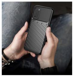8369 - MadPhone Thunder силиконов кейс за Samsung Galaxy S20+ Plus