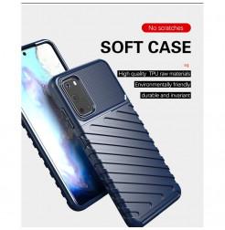 8372 - MadPhone Thunder силиконов кейс за Samsung Galaxy S20+ Plus