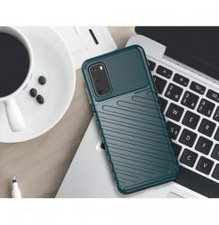 8379 - MadPhone Thunder силиконов кейс за Samsung Galaxy S20+ Plus