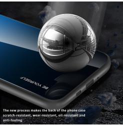 8392 - NXE Sky Glass стъклен калъф за Samsung Galaxy S20+ Plus