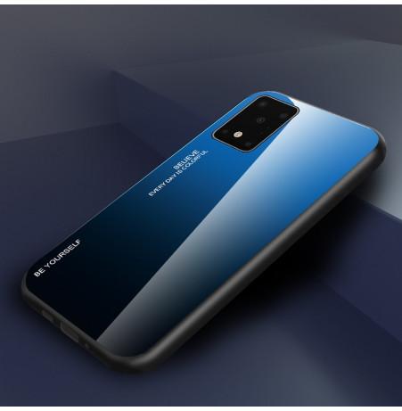8393 - NXE Sky Glass стъклен калъф за Samsung Galaxy S20+ Plus