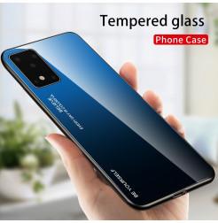 8394 - NXE Sky Glass стъклен калъф за Samsung Galaxy S20+ Plus