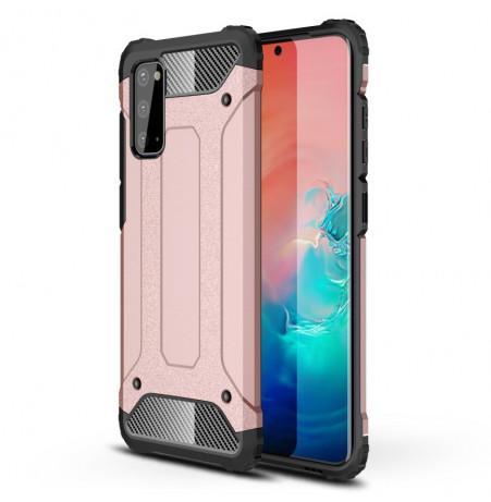 8439 - MadPhone Armor хибриден калъф за Samsung Galaxy S20+ Plus