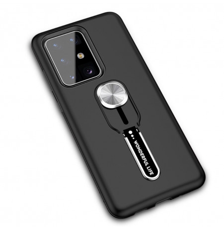 8476 - MadPhone Ring Case кейс със стойка за Samsung Galaxy S20+ Plus