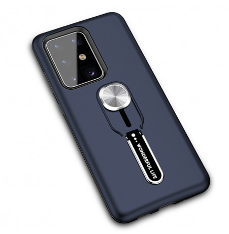 8490 - MadPhone Ring Case кейс със стойка за Samsung Galaxy S20+ Plus